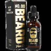 #00 Sweet Tobaccocino | Beard Vape Co | 30ml & 60ml options