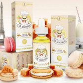 Strawberry Cream | Mr. Macaron Dessert E-Liquid | 60ml (New!)