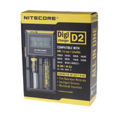 D2 Digicharger | Nitecore