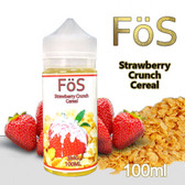 Strawberry Crunch Cereal | FoS | 100ml