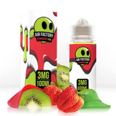 Strawberry Kiwi | Air Factory Eliquid by Hold Fast Vapors | 100ml