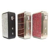 SMY 60 TC Mini Box MOD - | SMY | Black w/ White Crystal