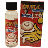 Nilla Bunz | Sinful Sweetz E-Liquid | 60ml