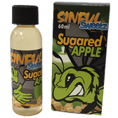 Sugared Apple | Sinful Sweetz E-Liquid | 60ml