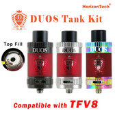 Duos Sub Tank Kit | Horizon Tech (compatible with TFV8)