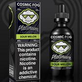 Sour Melon | Cosmic Fog Platinum Collection | 60ml