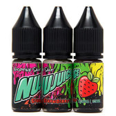 Strawberry | NuJuice | 3x10 ml
