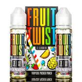 Tropical Pucker Punch | Fruit Twist | 60ml +1 FREE