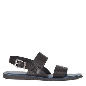 Leather Sandals GA 7157817 BLK