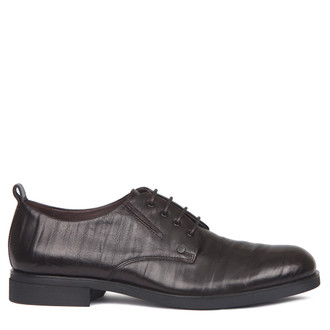 Textured Leather Derby Shoes GL 7217117 DBA