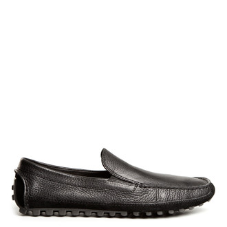 Grained Leather Moccasins MP 7234114 BLI