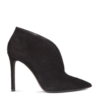 Suede High Heel Ankle Boots  GJ 5299117 BLS