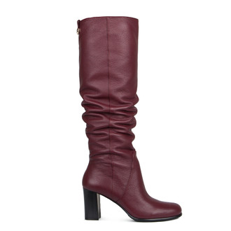 Block Heel Tube Long Boots GD 5473916 BDA
