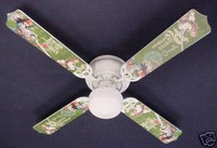 New PIRATES OF CARIBBEAN Ceiling Fan 42""