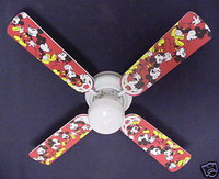 "Disney Mickey Mouse 42"" Ceiling Fan"