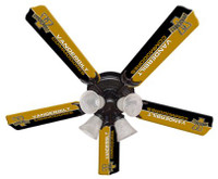 "New NCAA VANDERBILT COMMODORES 52"" Ceiling Fan"