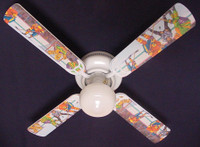 New NHL SPORTS ICE HOCKEY Ceiling Fan 42""
