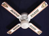 """New NHL ANAHEIM DUCKS HOCKEY Ceiling Fan 42"""""""