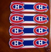 "New NHL MONTREAL CANADIENS 42"" Ceiling Fan BLADES ONLY"