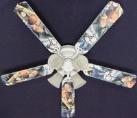 New SOCCER FOOTBALL BASEBALL SPORTS Ceiling Fan 52""