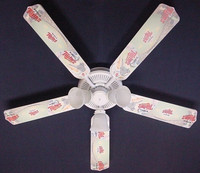 New MLB MINNESOTA TWINS BASEBALL Ceiling Fan 52""