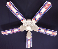 New MLB CHICAGO CUBS BASEBALL Ceiling Fan 52""