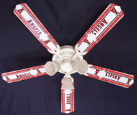 "New MLB ANAHEIM ANGELS BASEBALL Ceiling Fan 52"""