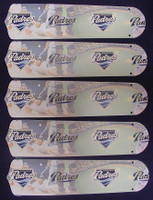 "New MLB SAN DIEGO PADRES 52"" Ceiling Fan BLADES ONLY"