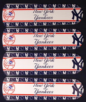 "New MLB NEW YORK YANKEES 42"" Ceiling Fan BLADES ONLY"