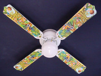 New GO DIEGO GO DORA Ceiling Fan 42""