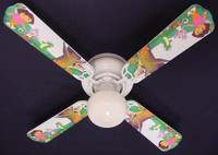 New DORA THE EXPLORER & BOOTS Ceiling Fan 42""
