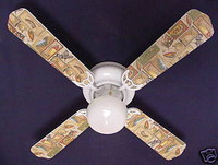 New FLY FISHING LURES LURE Ceiling Fan 42""