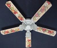 """New APPLES APPLE & BIRDS Ceiling Fan 52"""""""