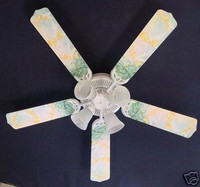 New TINKERBELL PRINCESS FAIRY Ceiling Fan 52""