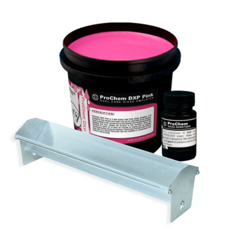 Emulsion Screen Printing Supplies