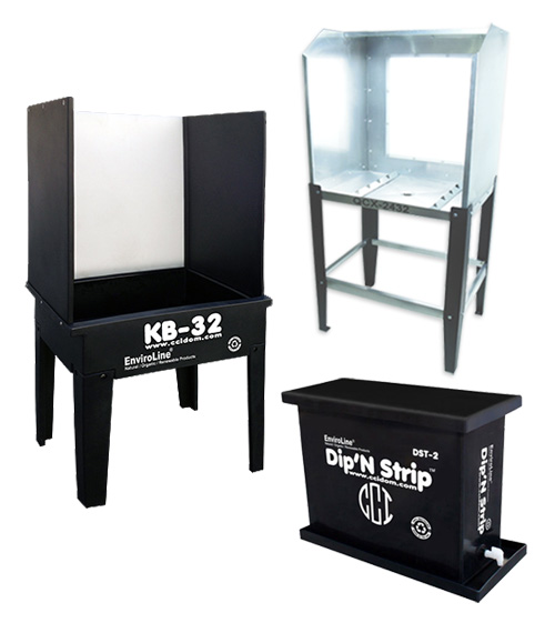 Washout Booths & Dip Tanks
