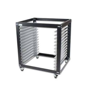 Screen Rack / Shop Cart - No Top Option