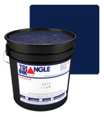 TRIFLEX1149 - Navy Triangle Ink