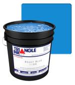 TRIFLEX1155 - Bright Blue Triangle Ink