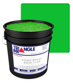 TRIFLEX1143 - Op. Bright Green Triangle Ink