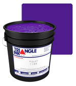 TRIFLEX1194 - Violet Triangle Ink