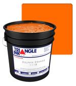 TRIFLEX1118 - Dolphin Orange Triangle Ink