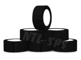 "6 Roll Deal - Black Econo Screen Tape - 2"" x 55 yard roll"