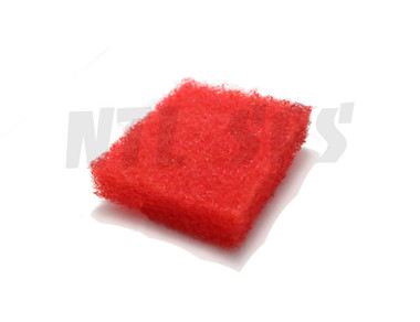 DIY Cleaning Scrub Pad