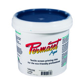 Permaset Aqua Standard Waterbased Ink - Turquoise