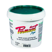 Permaset Aqua Standard Waterbased Ink - Mid Green