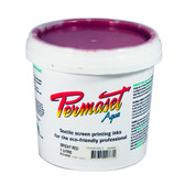 Permaset Aqua Standard Waterbased Ink - Bright Red