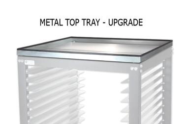 NTL Cart - Metal Top Upgrade