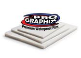 "ProGraphix© Premium Waterproof Inkjet Film - 17""x22"""