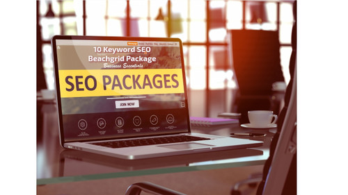 SEO - 10 keyword Package